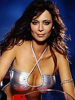 Catherine Bell very sexy posing series
