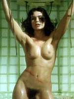 Corinne Clery fully nude in hot scenes from movie