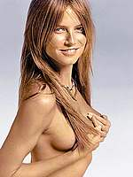 Supermodel Heidi Klum in bikini and naked pics
