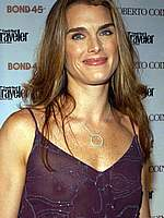 Brooke Shields see through and nude pregnant