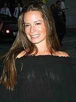 Holly Marie Combs see through paparazzi shots