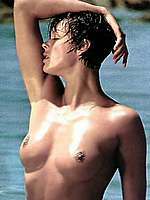 Brigitte Nielsen mixed naked pictures