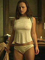 Christina Ricci hard nipples in Anything Else
