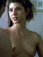 Marisa Tomei sexy and topless movie captures
