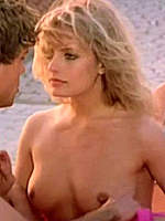 Isabella Ferrari topless scenes from movies