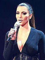 Kim Kardashian @ 2012 MTV Europe Music Awards