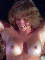 Leslie Easterbrook see through and naked caps