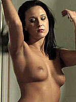Anna Mowry full frontal nude in Bad Karma
