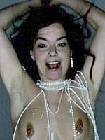 Singer Bjork topless scenes from clips