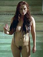 Polly Walker hot movie scenes from