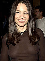 Fran Drescher see thru, nippslip and cleavage