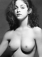 Madonna early naked pictures and collages