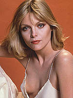 Michelle Pfeiffer various sexy posing scans