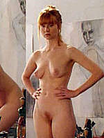 Laura Linney tits and hairy pussy moviecaps