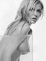 Patsy Kensit sexy and topless scans from mags