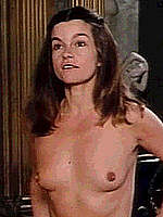 Genevieve Bujold fully nude caps from movies