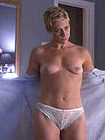 Edie Falco naked in hot scenes from movies