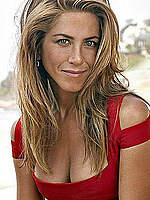 Jennifer Aniston sexy posing mag photoshoots