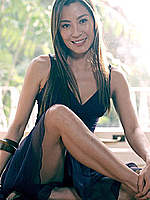 Michelle Yeoh non nude posing photosoots