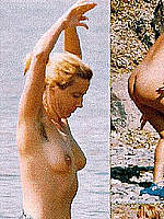Emma Thompson scans and nude paparazzi shots