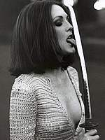 Julianne Moore sexy black-&-white pictures